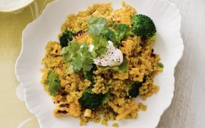 Quinoa with Corn